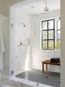 marble tile bathroom ideas shower power unforgettable designs to wash away your cares