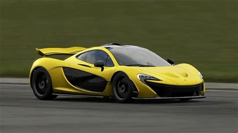 Mclaren P1 Track by Mclaren P1 Top Gear Track