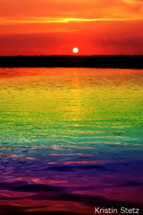 the most beautiful sunset ever colorful pinterest