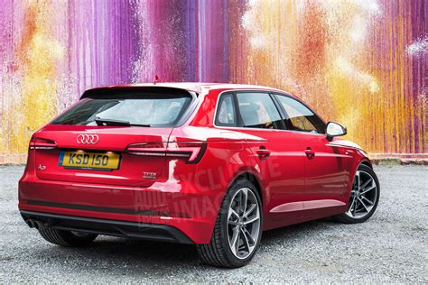 The New Audi A3 by New 2019 Audi A3 Exclusive Images Pictures Auto Express