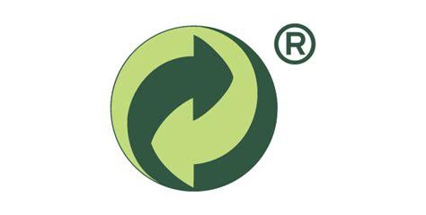 imagenes logos verdes logo vector punto verde vector logo