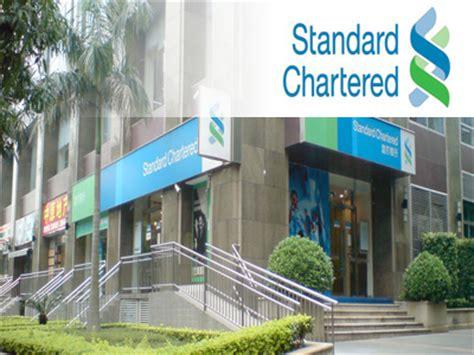 standard chartered bank india standard chartered leads 1 2b nnpc chevron s jv financing