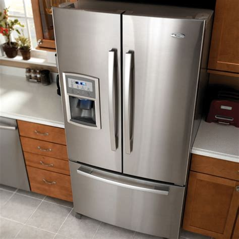 Whirlpool 19.8 CuFt French Door Refrigerator   GI0FSAXVY