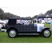 1924 Voisin C4S Image Chassis Number 5646