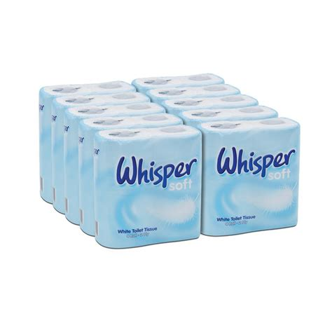 softest bathroom tissue whisper soft toilet tissue available to buy online at