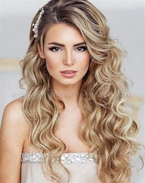 hairstyles for putting you hair down 2018 popular down long hairstyles