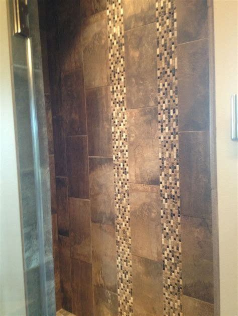 master shower   tile staggered vertical install