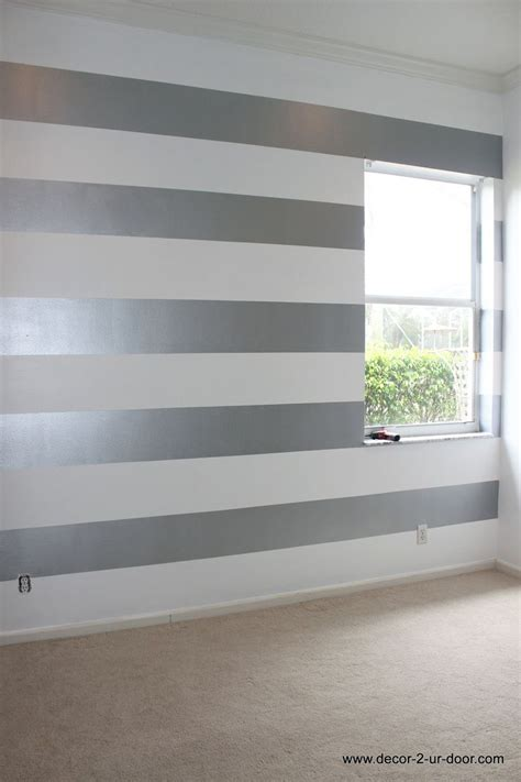 striped wall ideas 17 best ideas about striped accent walls on pinterest