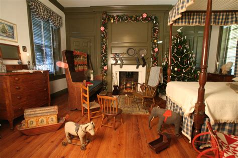 Tudor House a joyful tasha tudor christmas historic odessa foundation
