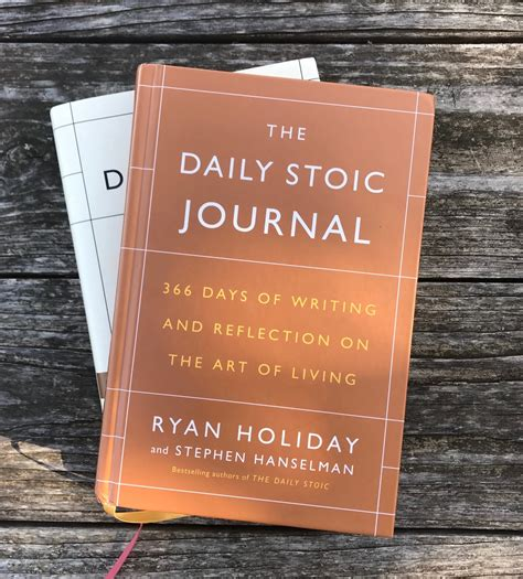 the daily stoic journal 366 days of writing and reflection on the of living books announcing the daily stoic journal