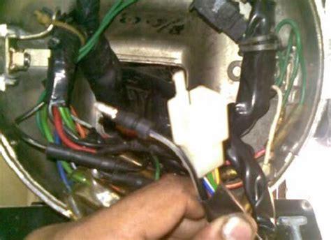 Kabel Rx King mengenal arti dan fungsi kabel kelistrikan pada sepeda motor