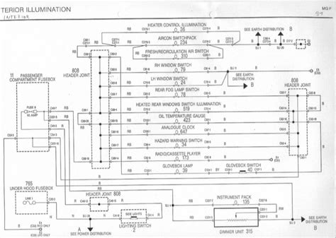 renault megane window switch wiring diagram renault