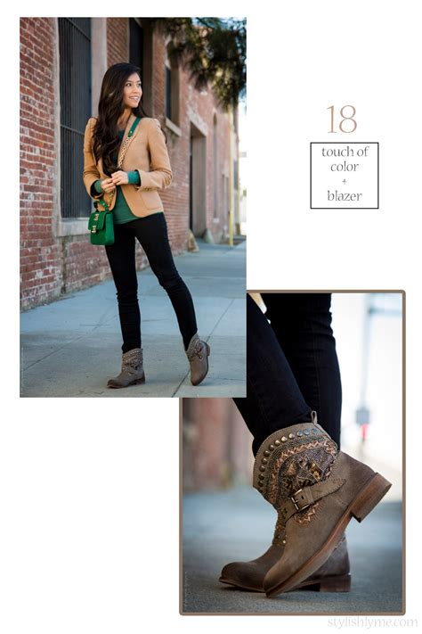 when to wear boots 20 stylish ways to wear boots