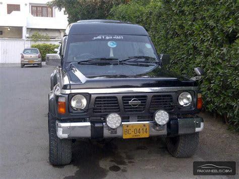 nissan patrol 1991 nissan patrol 4 2 sgl 1991 for sale in karachi pakwheels