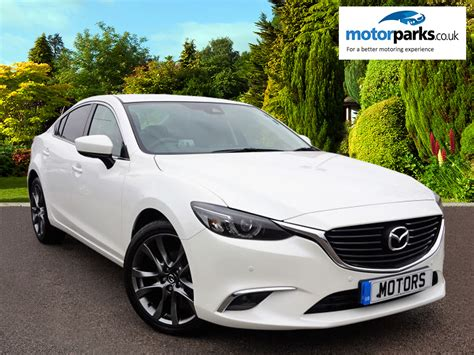 mazda saloon cars used mazda 6 saloon cars for sale motorparks