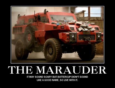 paramount marauder vs the marauder from top gear by jmig3 on deviantart