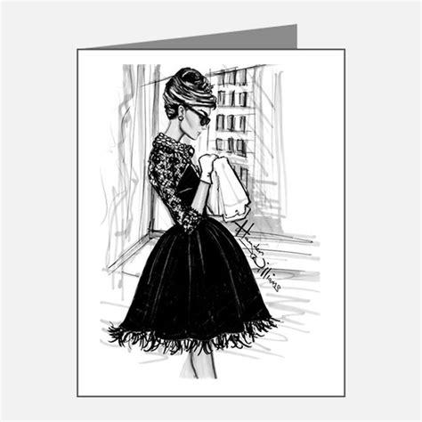 fashion design notes fashion thank you cards fashion note cards cafepress
