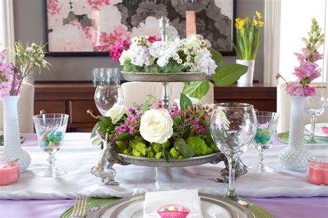 spring tablescape 30 creative easter tablescape decoration ideas