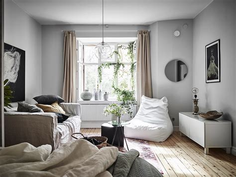 interiors scandinavian style studio apartment a small scandinavian gem daily dream decor