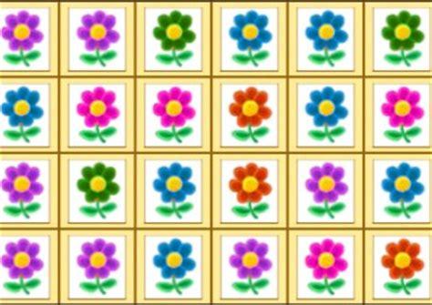 solitario dei fiori gioco fiori match