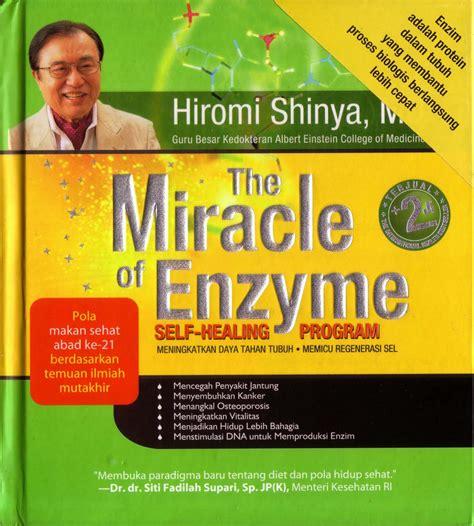 The Miracle Of Enzyme Hc kumpulan fakta kesehatan menggemparkan dari buku the