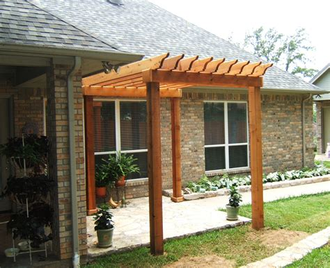 small patio small pergola for patio house ideas pinterest