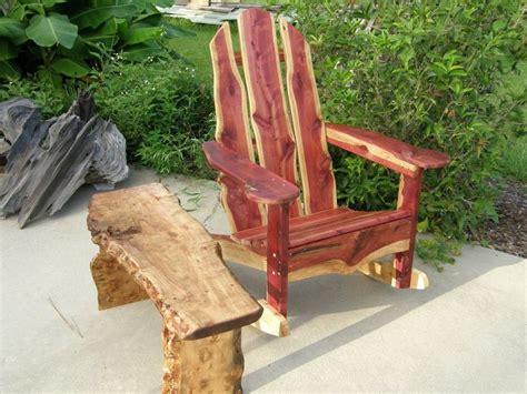 cedar log bench by buckfever14 lumberjocks com new sinker cypress and red cedar projects for the