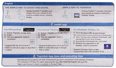 Recommend Toshiba Flash Air 32gb Sd Card Wifi Wireless Memory Kamera toshiba flashair iii 16gb 32gb wire end 11 13 2018 5 11 pm