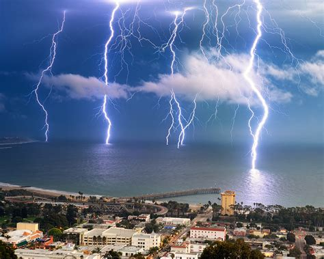 California Lighting picture of the day exposure lightning 171 twistedsifter