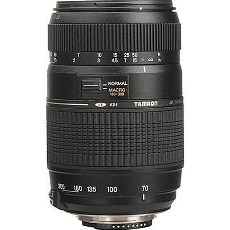 Lensa Tamron Tele Af70 300 tamron obiettivo tele zoom per reflex digitali af70 300 f
