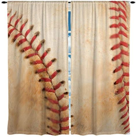 mlb curtains 25 best ideas about baseball curtains on pinterest
