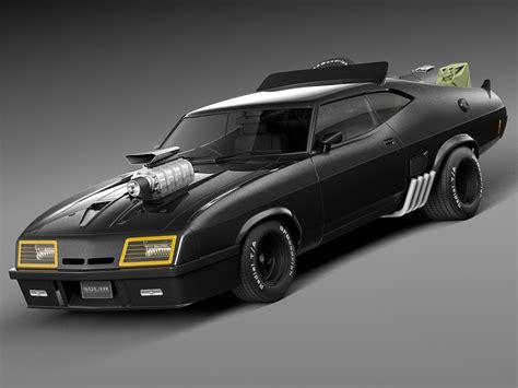 Mad Max Auto by Madmax Interceptor Car