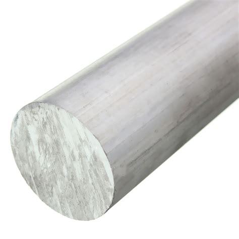 1 Inch Diameter Aluminum Rod by 6061 Aluminum Rod Bar 1 Inch Diameter X 12 Inch