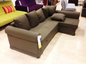 L Shaped Sleeper Sofa Rise Of The Manstad Clones Friheten Moheda Lugnvik