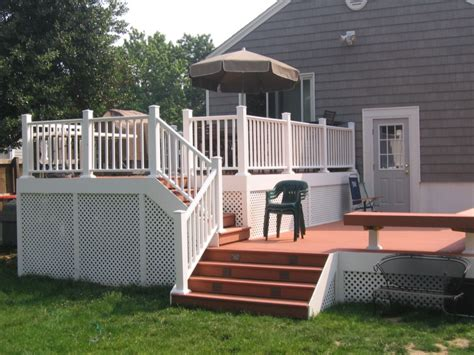 porch deck decks patios fences screened porches skye builders
