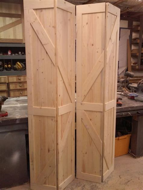 bi fold barn doors replace  existing