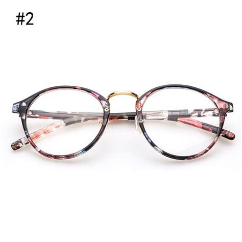 vintage clear lens eyeglasses retro frame fashion