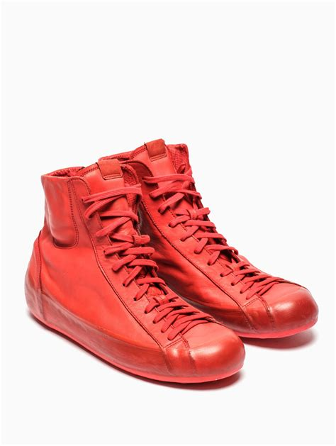 oxs sneakers oxs rubber soul leather sneakers in for lyst