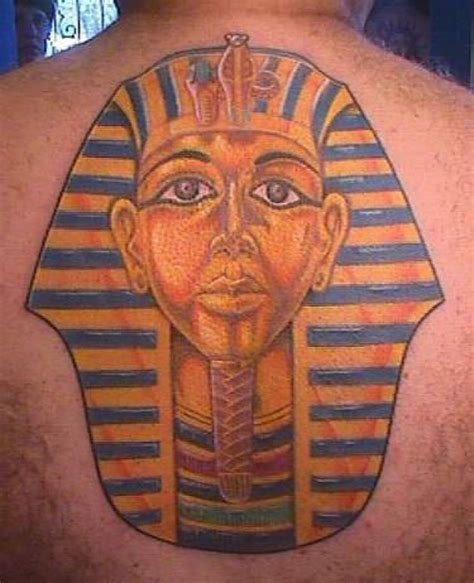 egyptian king tattoo images designs