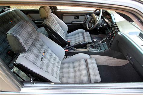 bmw e30 m3 interior top 50 coolest car interiors illustrated list