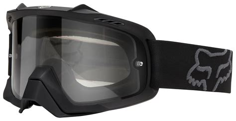 fox motocross goggles fox racing airspc enduro goggles revzilla