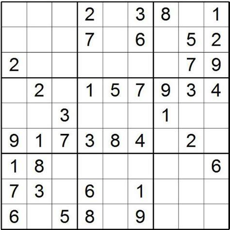 imagenes sudoku para imprimir sudoku para preescolares imagui