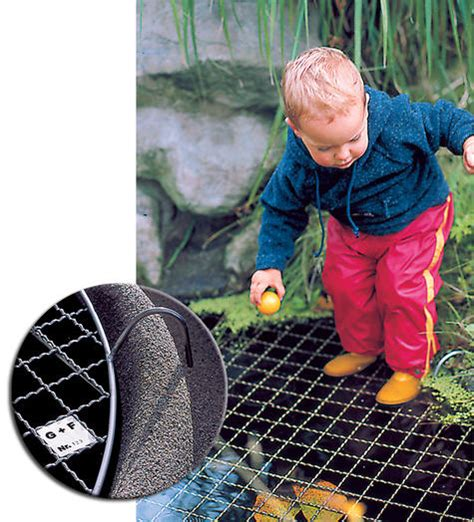 Gartenteich Kindersicher