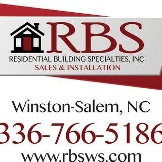 Plumbing Supply Winston Salem by Residential Building Specialties Inc Winston Salem Nc