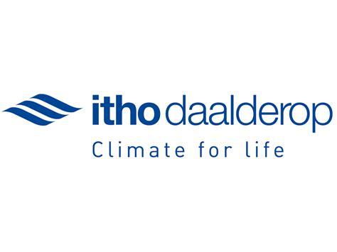 At Home Logo by Itho Daalderop Logo