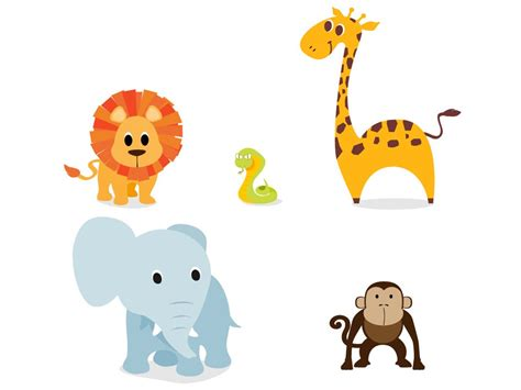 Farm Animal Wall Stickers 19 vector animal images free vector downloads animal