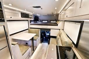 Kitchen Cabinet Lighting Options earthroamer xv lts expedition vehicle gets even meaner