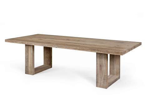 Oak Rectangular Dining Table Rectangular Oak Dining Table Complice By Cabuy D