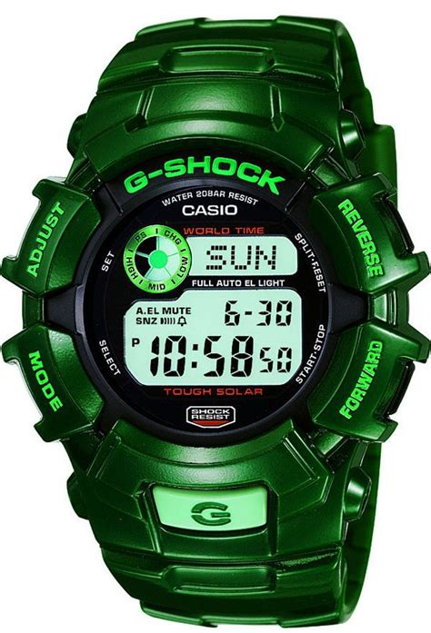 G Shock Glx 150 Green Grey Army g shock army green g shock