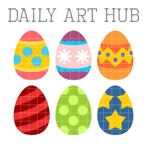 pretty easter eggs cute easter egg pictures www pixshark com images